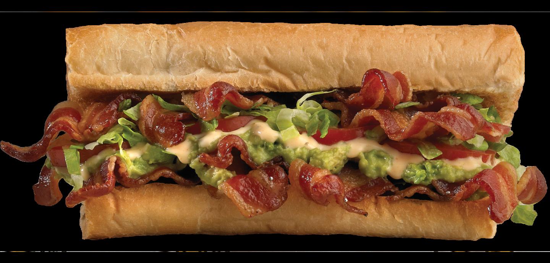 which wich ultimate b l t sandwich