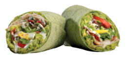which wich cobb salad spinach wrap