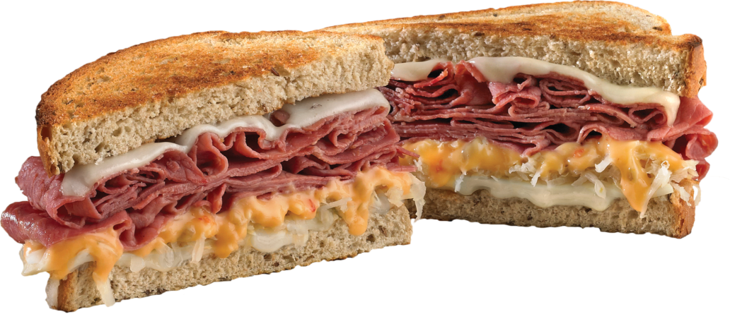which wich reuben sandwich