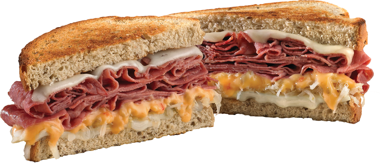 which wich reuben sandwich