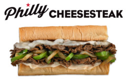 which wich philly cheesesteak sandwich