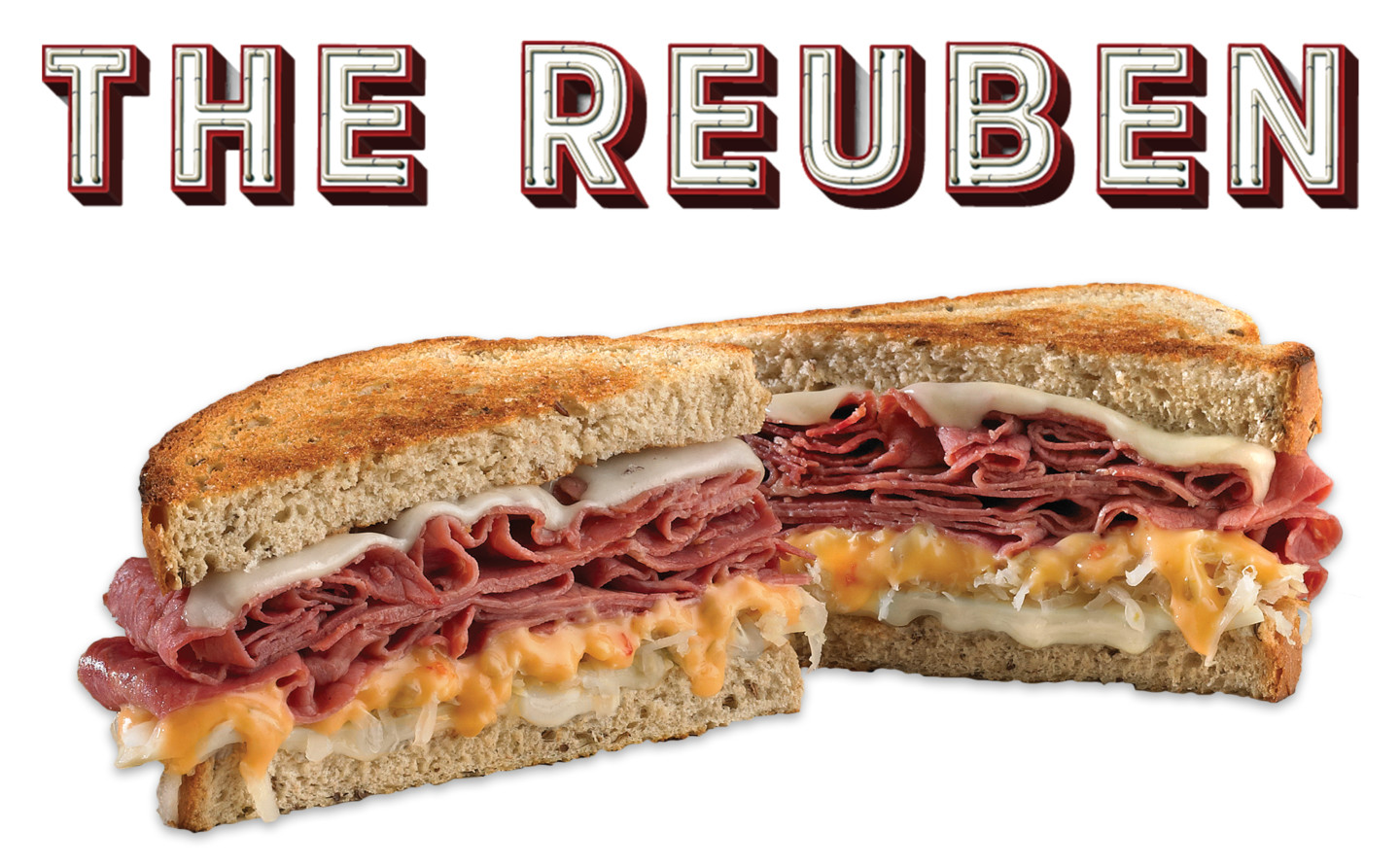 Which wich the reuben sandwich
