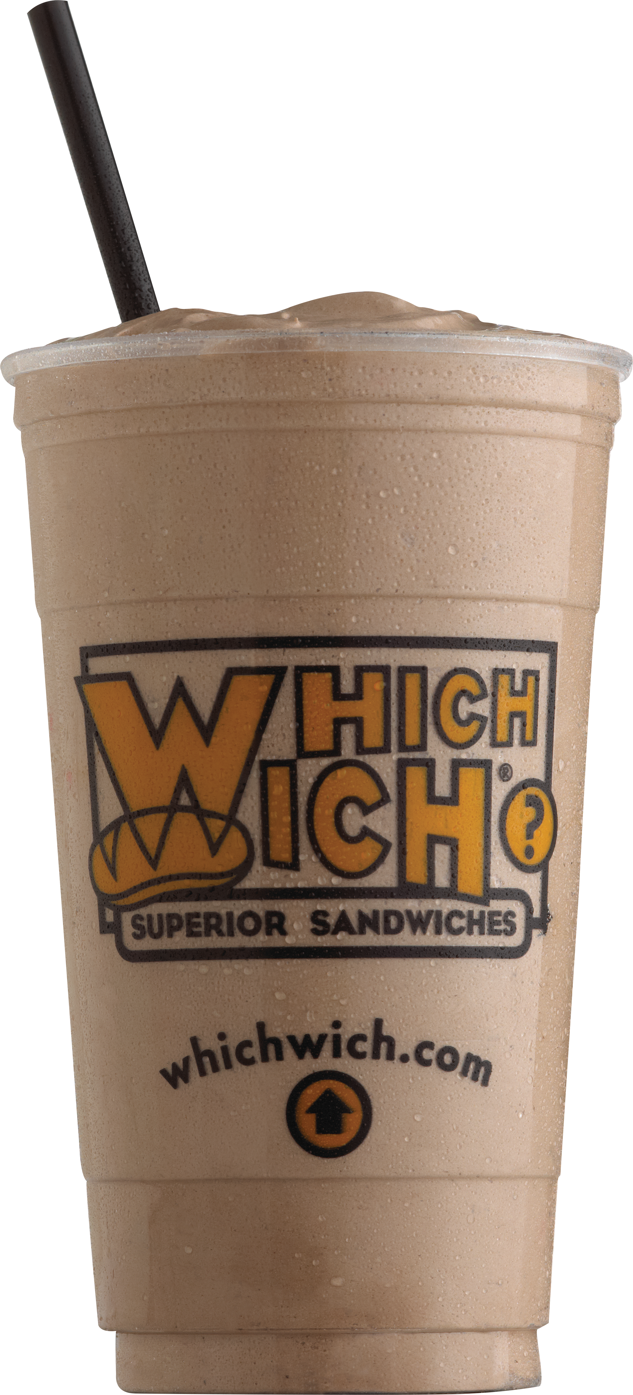 Which wich chocolate milkshake