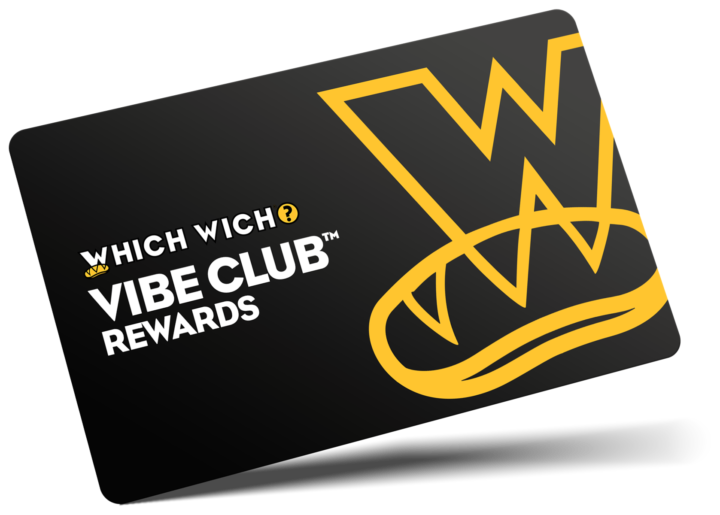 Vibe Club Rewards Card