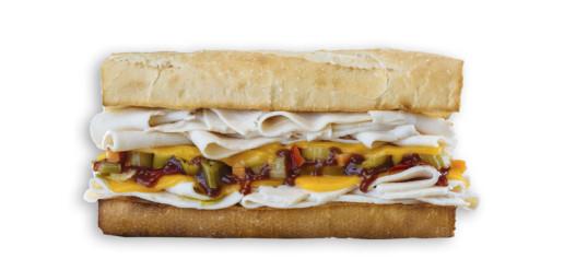 Which Wich Chicken Sandwich