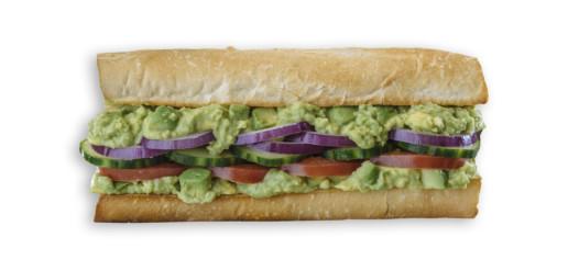 Which Wich Avocado Sandwich