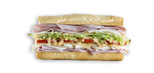 Which Wich Cordon Bleu Sandwich
