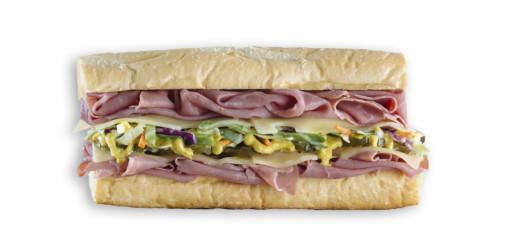Which Wich Corned Beef Sandwich